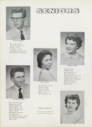 Page 8, 1959 Edition, Upsala High School - Cardinal Yearbook (Upsala, MN) online yearbook collection