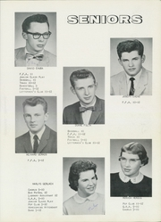 Page 9, 1959 Edition, Upsala High School - Cardinal Yearbook (Upsala, MN) online yearbook collection