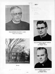 Page 8, 1955 Edition, St Anthony of Padua High School - Paduan Yearbook (Minneapolis, MN) online yearbook collection