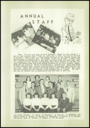 Page 17, 1951 Edition, Danube High School - Falcon Yearbook (Danube, MN) online yearbook collection