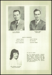 Page 7, 1951 Edition, Danube High School - Falcon Yearbook (Danube, MN) online yearbook collection