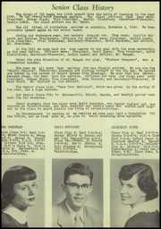 Page 12, 1952 Edition, Danube High School - Falcon Yearbook (Danube, MN) online yearbook collection