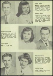 Page 14, 1952 Edition, Danube High School - Falcon Yearbook (Danube, MN) online yearbook collection
