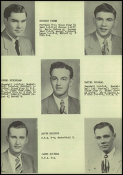 Page 16, 1952 Edition, Danube High School - Falcon Yearbook (Danube, MN) online yearbook collection