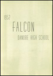 Page 5, 1952 Edition, Danube High School - Falcon Yearbook (Danube, MN) online yearbook collection