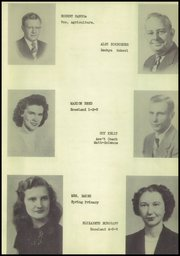 Page 9, 1952 Edition, Danube High School - Falcon Yearbook (Danube, MN) online yearbook collection