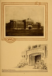 Page 17, 1917 Edition, West Virginia University - Monticola Yearbook (Morgantown, WV) online yearbook collection