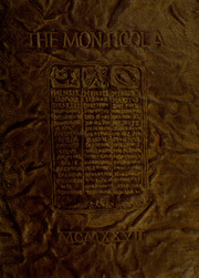 Page 1, 1927 Edition, West Virginia University - Monticola Yearbook (Morgantown, WV) online yearbook collection