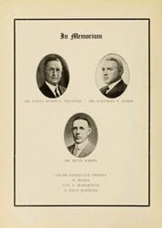 Page 12, 1927 Edition, West Virginia University - Monticola Yearbook (Morgantown, WV) online yearbook collection