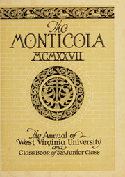 Page 5, 1927 Edition, West Virginia University - Monticola Yearbook (Morgantown, WV) online yearbook collection