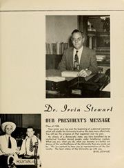Page 15, 1948 Edition, West Virginia University - Monticola Yearbook (Morgantown, WV) online yearbook collection