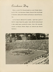 Page 16, 1948 Edition, West Virginia University - Monticola Yearbook (Morgantown, WV) online yearbook collection