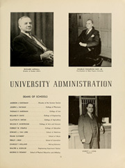 Page 17, 1948 Edition, West Virginia University - Monticola Yearbook (Morgantown, WV) online yearbook collection