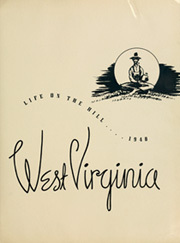 Page 5, 1948 Edition, West Virginia University - Monticola Yearbook (Morgantown, WV) online yearbook collection
