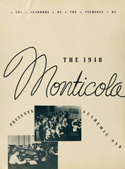 Page 6, 1948 Edition, West Virginia University - Monticola Yearbook (Morgantown, WV) online yearbook collection