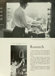 Page 10, 1959 Edition, West Virginia University - Monticola Yearbook (Morgantown, WV) online yearbook collection