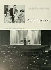 Page 14, 1959 Edition, West Virginia University - Monticola Yearbook (Morgantown, WV) online yearbook collection