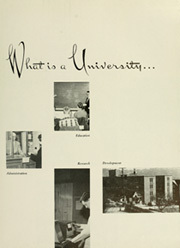 Page 7, 1959 Edition, West Virginia University - Monticola Yearbook (Morgantown, WV) online yearbook collection