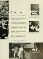 Page 9, 1959 Edition, West Virginia University - Monticola Yearbook (Morgantown, WV) online yearbook collection