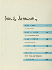 Page 12, 1961 Edition, West Virginia University - Monticola Yearbook (Morgantown, WV) online yearbook collection