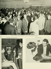 Page 17, 1961 Edition, West Virginia University - Monticola Yearbook (Morgantown, WV) online yearbook collection