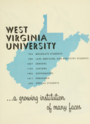 Page 5, 1961 Edition, West Virginia University - Monticola Yearbook (Morgantown, WV) online yearbook collection