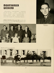 Page 74, 1962 Edition, West Virginia University - Monticola Yearbook (Morgantown, WV) online yearbook collection