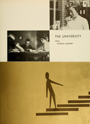 Page 9, 1964 Edition, West Virginia University - Monticola Yearbook (Morgantown, WV) online yearbook collection