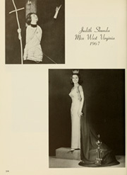 Page 208, 1967 Edition, West Virginia University - Monticola Yearbook (Morgantown, WV) online yearbook collection