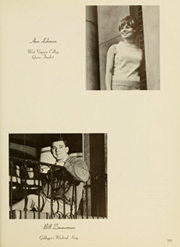 Page 215, 1967 Edition, West Virginia University - Monticola Yearbook (Morgantown, WV) online yearbook collection