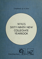1975 Edition, West Virginia University - Monticola Yearbook (Morgantown, WV)
