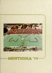 1979 Edition, West Virginia University - Monticola Yearbook (Morgantown, WV)