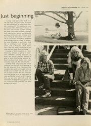 Page 14, 1980 Edition, West Virginia University - Monticola Yearbook (Morgantown, WV) online yearbook collection
