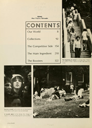 Page 6, 1980 Edition, West Virginia University - Monticola Yearbook (Morgantown, WV) online yearbook collection