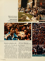 Page 8, 1983 Edition, West Virginia University - Monticola Yearbook (Morgantown, WV) online yearbook collection