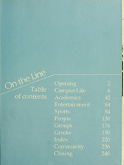 Page 3, 1984 Edition, West Virginia University - Monticola Yearbook (Morgantown, WV) online yearbook collection