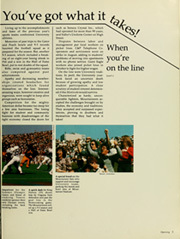 Page 9, 1984 Edition, West Virginia University - Monticola Yearbook (Morgantown, WV) online yearbook collection