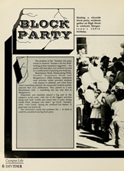 Page 10, 1986 Edition, West Virginia University - Monticola Yearbook (Morgantown, WV) online yearbook collection