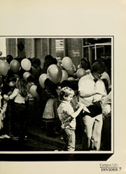 Page 11, 1986 Edition, West Virginia University - Monticola Yearbook (Morgantown, WV) online yearbook collection