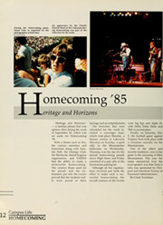 Page 16, 1986 Edition, West Virginia University - Monticola Yearbook (Morgantown, WV) online yearbook collection