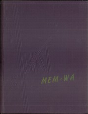 Gaylord High School - Mem Wa Yearbook (Gaylord, MN) online yearbook collection, 1951 Edition, Page 1