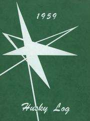 1959 Edition, Ceylon High School - Husky Log Yearbook (Ceylon, MN)