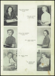 Page 11, 1951 Edition, Lancaster High School - Echoes Yearbook (Lancaster, MN) online yearbook collection