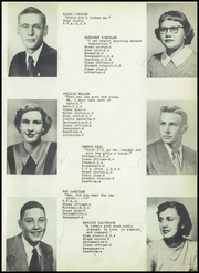 Page 15, 1951 Edition, Lancaster High School - Echoes Yearbook (Lancaster, MN) online yearbook collection