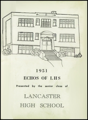 Page 5, 1951 Edition, Lancaster High School - Echoes Yearbook (Lancaster, MN) online yearbook collection