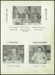 Page 9, 1951 Edition, Lancaster High School - Echoes Yearbook (Lancaster, MN) online yearbook collection