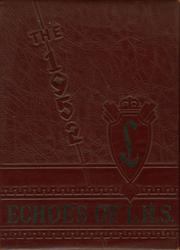 1952 Edition, Lancaster High School - Echoes Yearbook (Lancaster, MN)