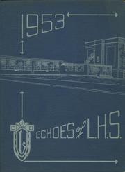 1953 Edition, Lancaster High School - Echoes Yearbook (Lancaster, MN)
