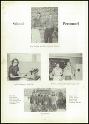 Page 10, 1955 Edition, Lancaster High School - Echoes Yearbook (Lancaster, MN) online yearbook collection
