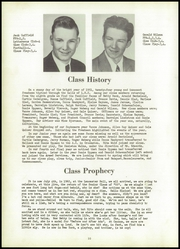 Page 14, 1955 Edition, Lancaster High School - Echoes Yearbook (Lancaster, MN) online yearbook collection